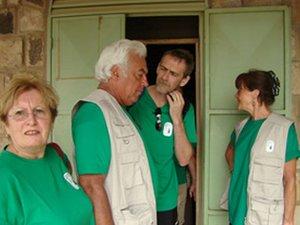 Les bénévoles Villefranchois ne sont pas revenus sur place depuis 2009.