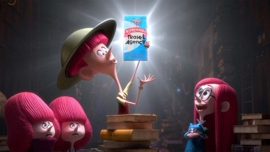 """""""The Willoughbys"""" est le deuxième film d'animation original de Netflix."""