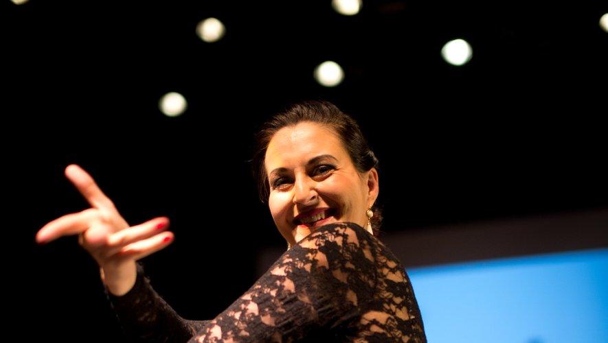 Gala de danse avec Marina Plouchard.