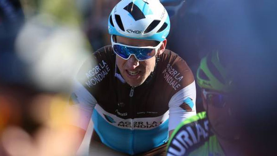 Alexandre Geniez fera son retour à la compétition lors de la Route d'Occitanie.