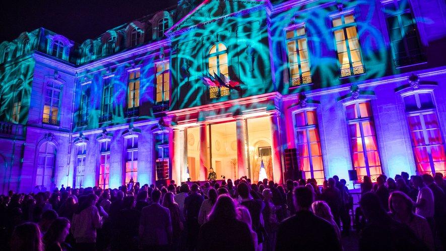 L'édition 2018 de la fête de la musique à l'Elysée