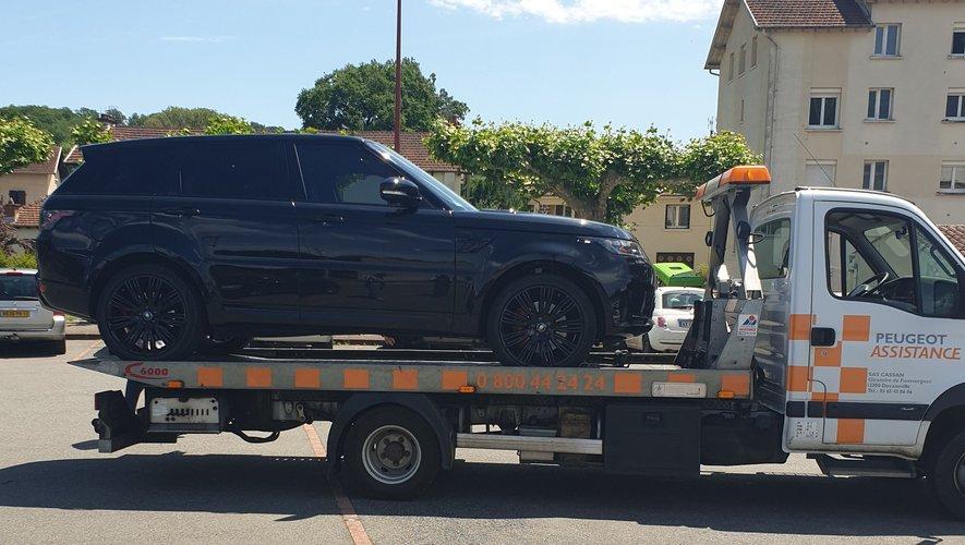 Le véhicule a été saisi en attendant le jugement.