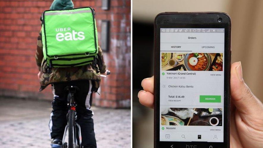 L'application Uber Eats pourrait bientôt débarquer en Aveyron.