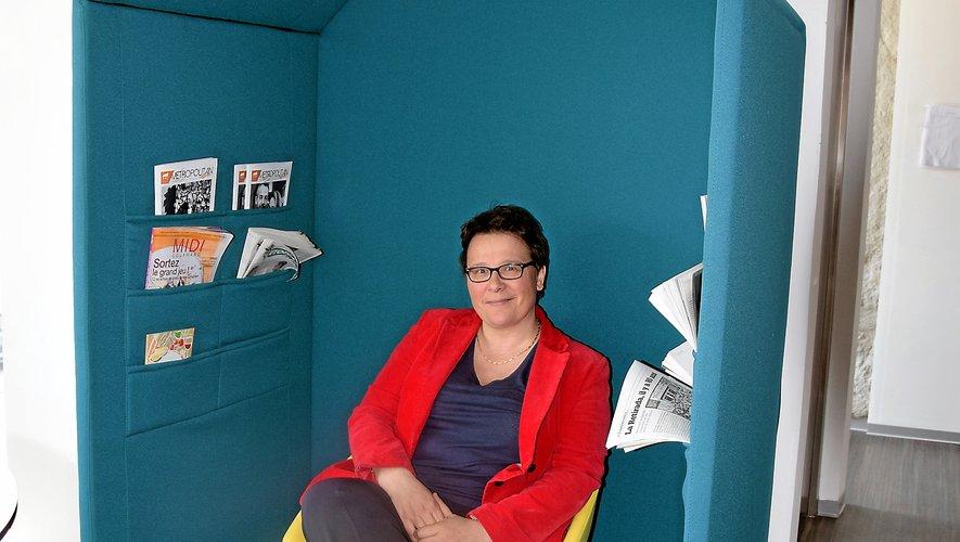 Après avoir longtemps été salariée, notamment en tant que consultante, la Ruthénoise Carine Causse a décidé de voler de ses propres ailes en créant Keleris, une société de formation à la prise de parole, basée à Montpellier.