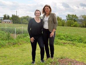 Nathalie Albinet et Sandrine Rouquet ont créé l'association « Rêv'2 Gazelles » pour leur projet au Maroc.