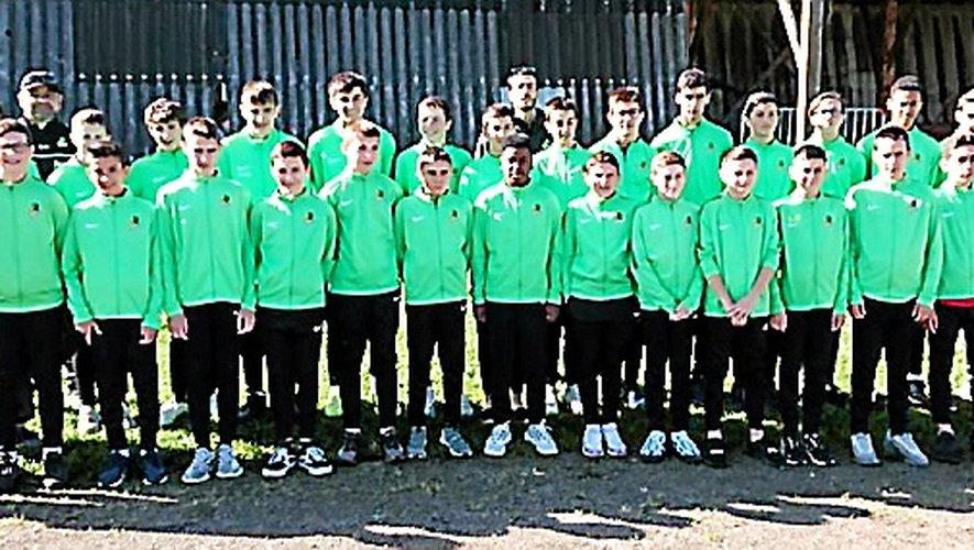 Les U15 ont clôturé la saison au tournoi d'Arpajon