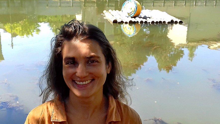 Tsamo do Paço révèle l'eau.