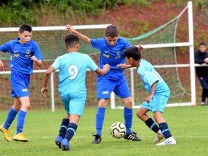 Les jeunes joueurs d'Onet-le-Château ont terminé à la 10e place.