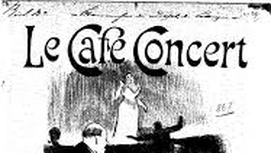 Mémoire des cafés concerts au château du Bosc