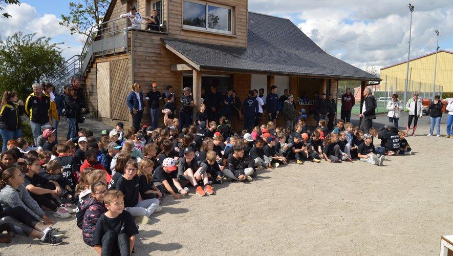 Une excellente initiation au sport phare de l'Aveyron