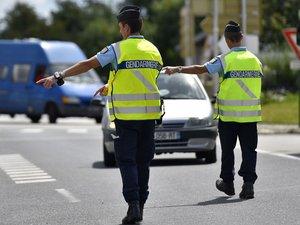 De nombreuses infractions relevées par les gendarmes sur les routes aveyronnaises en une semaine.