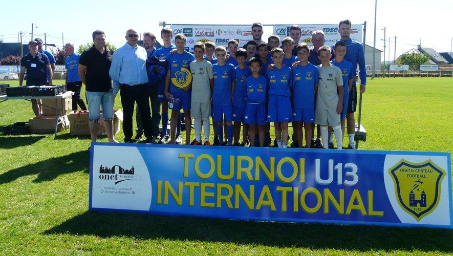Nos U13 n'ont pas démérité face aux meilleures équipes !