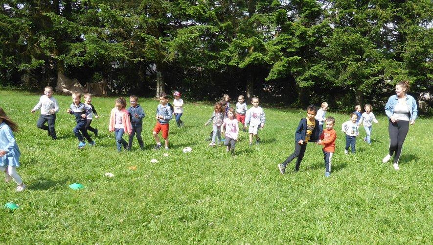 Les enfants s'éclatent à l'accueil de loisirs de la % MJC le mercredi ou pendant les vacances scolaires.