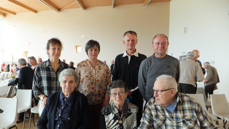 Les Joyeux Vétérans honorent les aînés