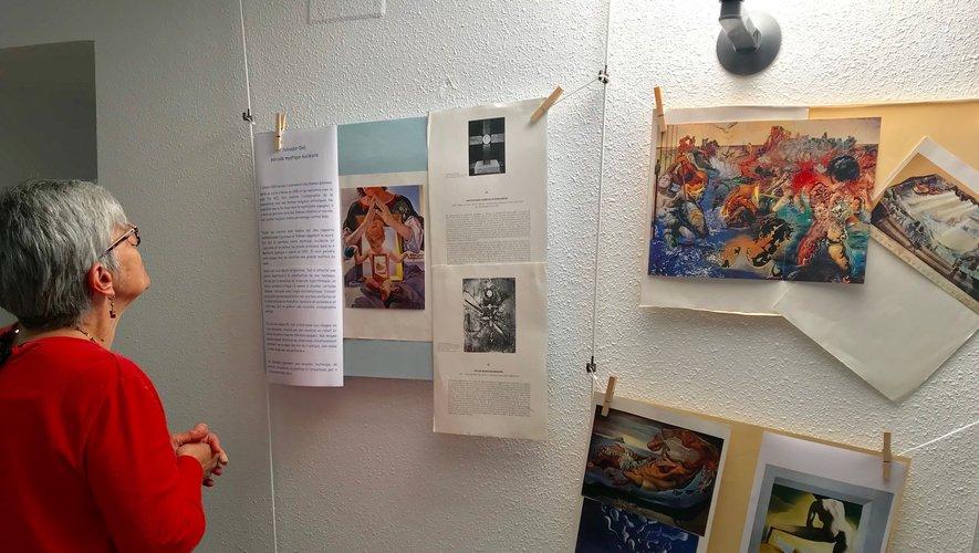 Une exposition pour mieux connaître Salvador Dali.