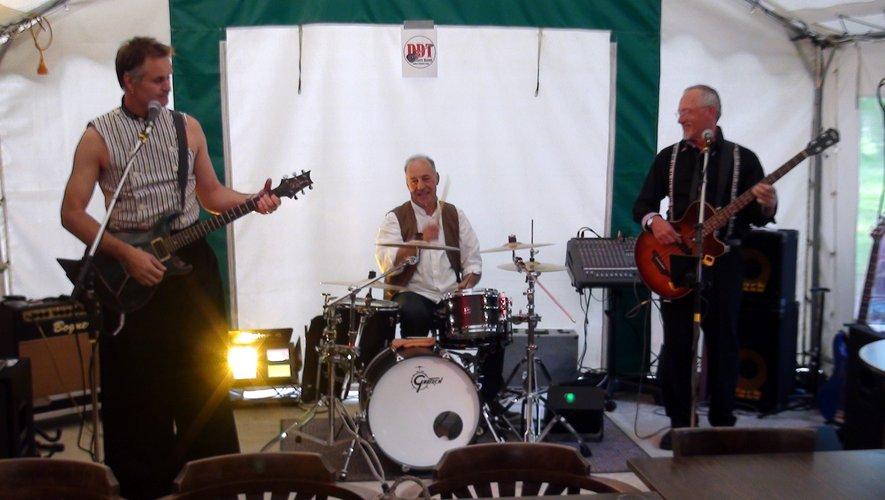 Le groupe de blues-rock DDT animera cette soirée.
