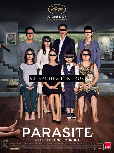 """""""Parasite"""" de Bong Joon-ho est sorti le 5 juin 2019 en France."""