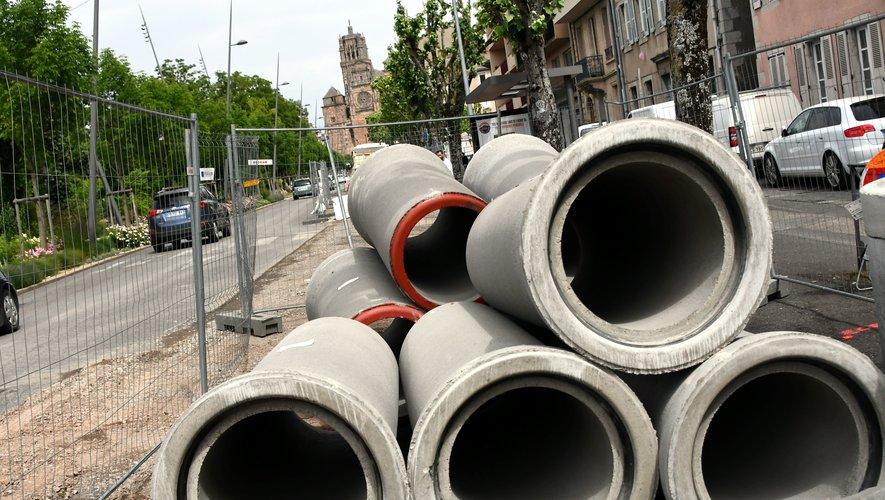 Les travaux avenue Victor-Hugo devraient s'achever fin juin.