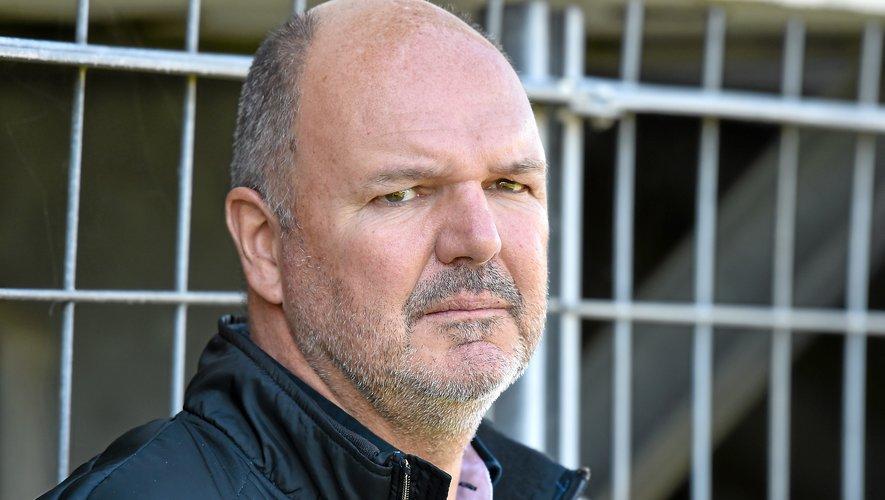 Jean-Paul Barriac : « Le sponsor ne souhaite rien communiquer sur l'opération pour le moment. »