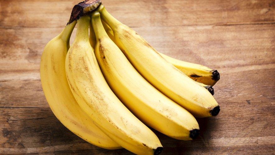 89% de foyers français consomment de la banane