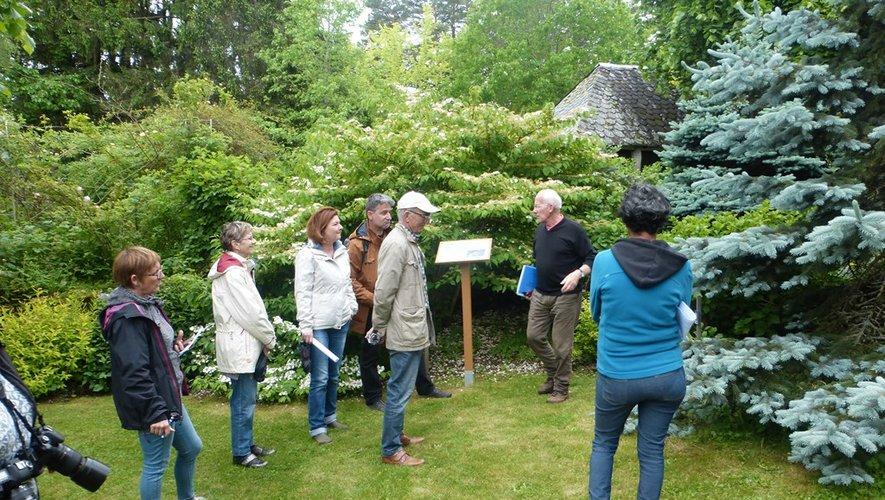 Le parc arboretum de la Barthe a ravi les visiteurs