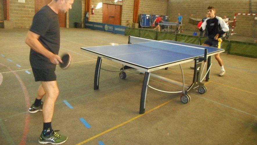 Les entraînements se déroulent au gymnase de Sainte-Foy.
