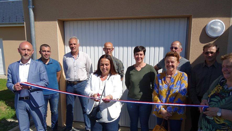 Des logements neufs et au loyer abordable ont été inaugurés.