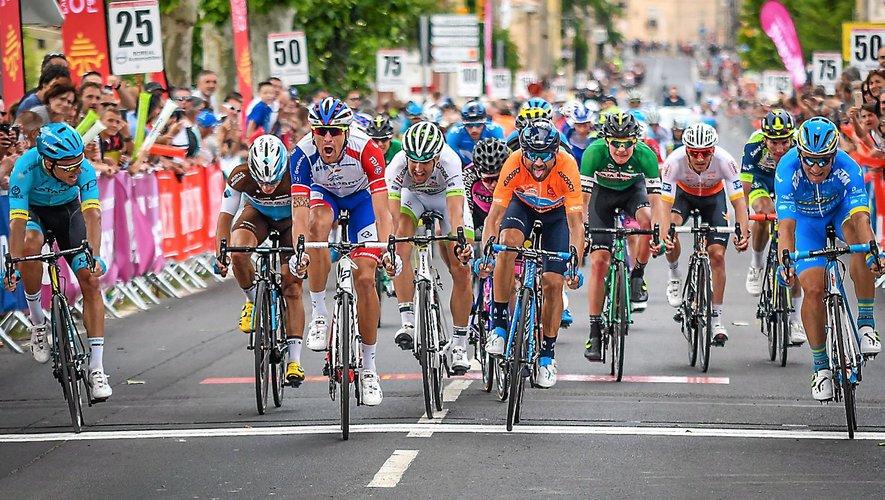Un avant-goût de Tour de France. Voici ce qui attend les amateurs de cyclisme jeudi sur les routes de l'Aveyron et de Saint-Geniez d'Olt.