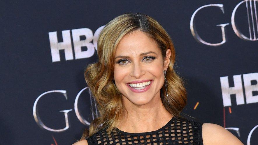 """Andrea Savage avait joué le rôle de Laura Montez dans la série """"Veep"""" sur HBO aux côtés de Julia Louis-Dreyfus."""