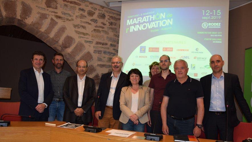 Organisateurs et partenaires travaillent actuellement  à finaliser le programme  de ce premier Marathon de l'innovation.