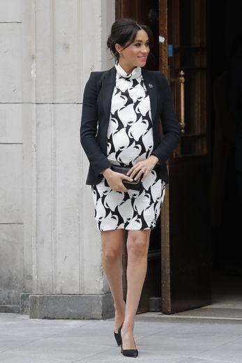 Les looks de Meghan Markle semblent davantage inspirer le public que ceux de Kate Middleton, selon une analyse de la plateforme Lyst.