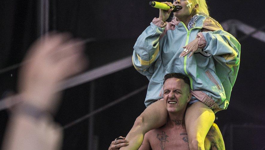 Die Antwoord est à l'affiche de la 21e édition de Solidays, qui se tiendra à l'hippodrome de Longchamp de vendredi à dimanche