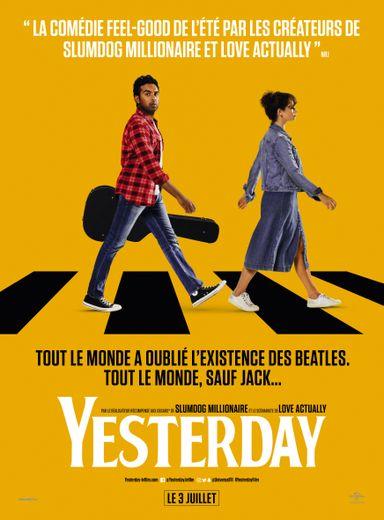 """""""Yesterday"""" de Danny Boyle sort le 3 juillet en France"""