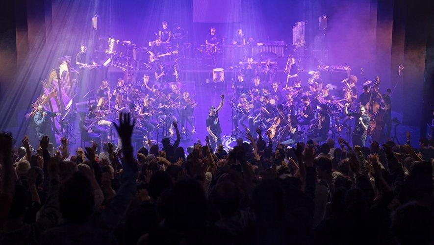 L'O4C, le KKC Orchestra et Kohndo ont enflammé la scène
