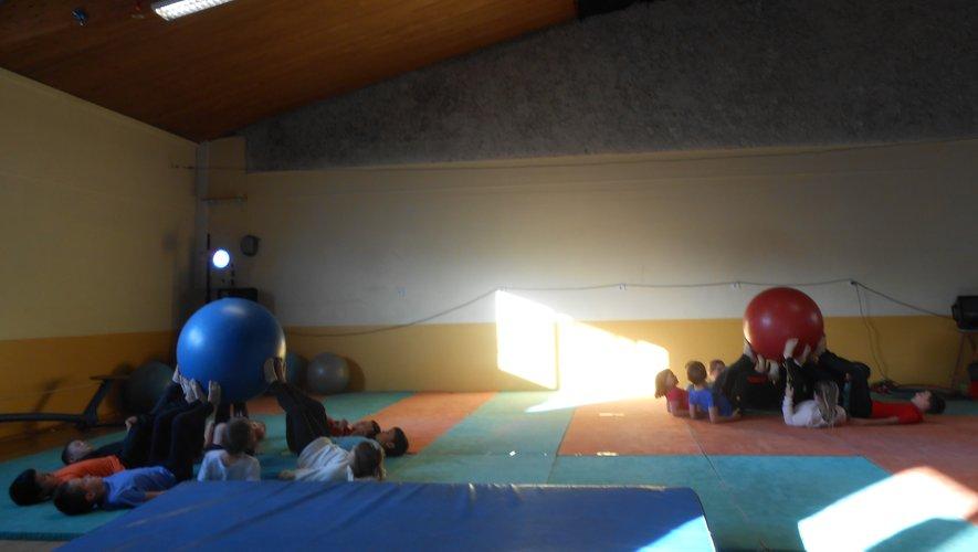 L'école Sainte-Marie à l'heure du cirque !