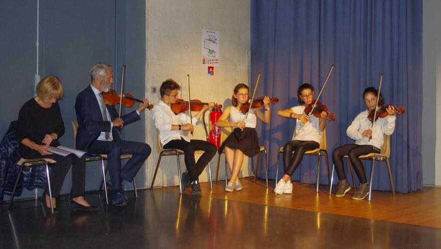 intermède musical
