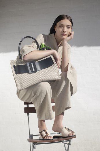 Mytheresa s'associe avec la marque Boyy autour d'une capsule de sacs et d'accessoires.