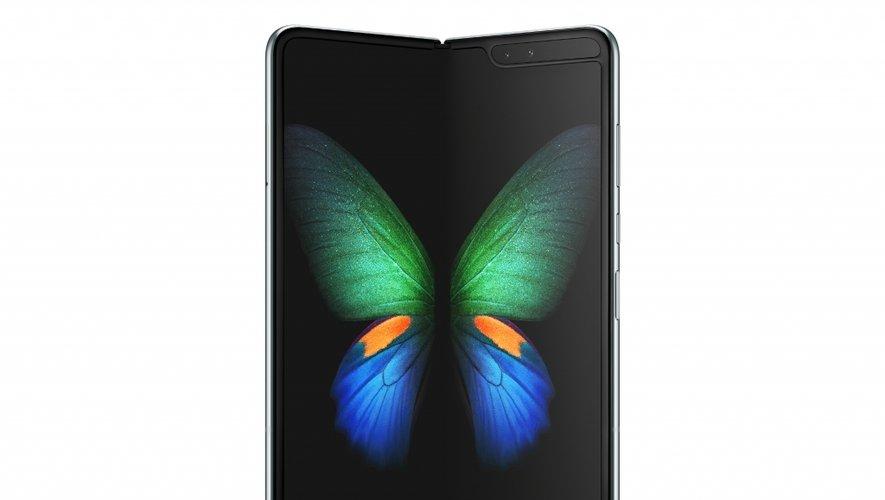 Samsung Galaxy Fold : le lancement pourrait avoir lieu en juillet 2019.