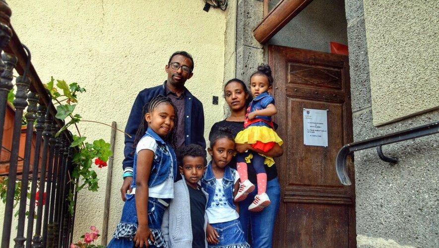 Dans cinq ans, Biniam et sa famille pourront demander la nationalité française. Et peut-être s'installer définitivement à Saint-Chély-d'Aubrac.