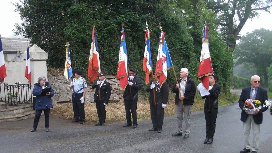 Commémoration : devoir de mémoire pour les enfants de Cannac