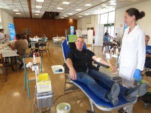 Don du sang : l'appel a été entendu