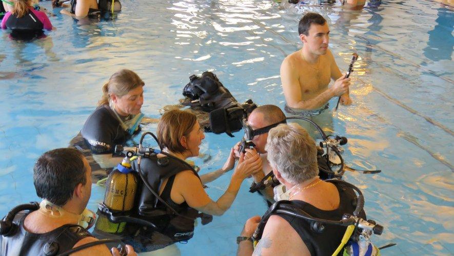 Quarante années d'activités du club de plongée à découvrir