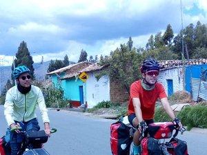 Mathieu Cros et Romaric Grégoire arrivent au bout de leur aventure.