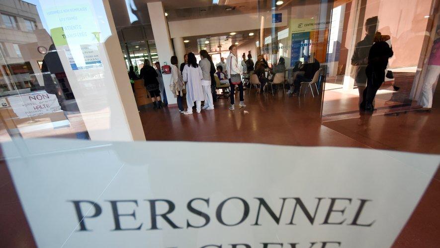 Un préavis de grève est lancé aux urgences de l'hôpital de Rodez.