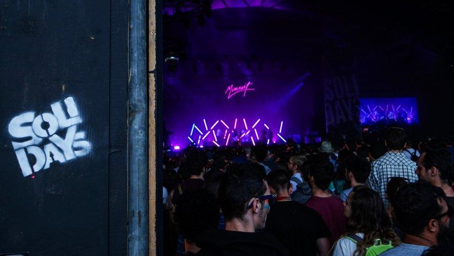Le festival Solidays a vu passer un nombre record de visiteurs.