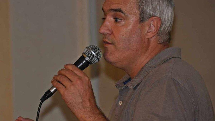 Stéphane Lhomme animerale débat.