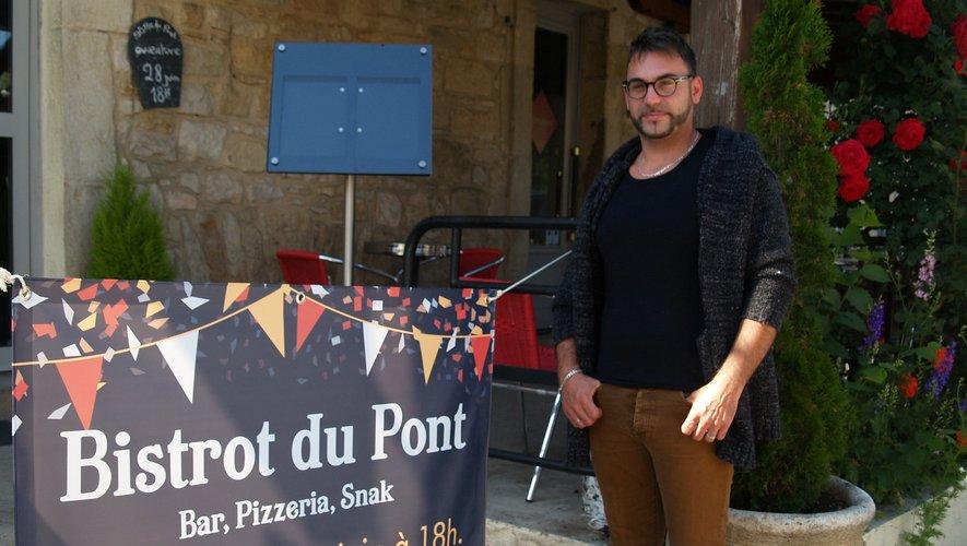 Le nouveau gérant, Jérôme Lionnet.