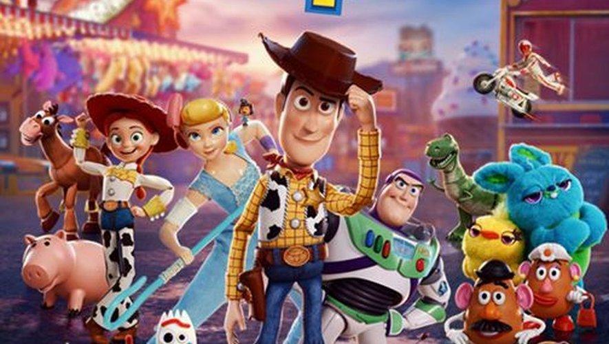 """""""Toy Story 4"""" de Josh Cooley a décroché la première place du box-office mondial après sa sortie le 21 juin 2019 aux Etats-Unis."""