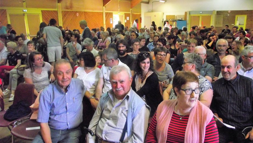 « Gag à Gages » a enchanté les très nombreux spectateurs.