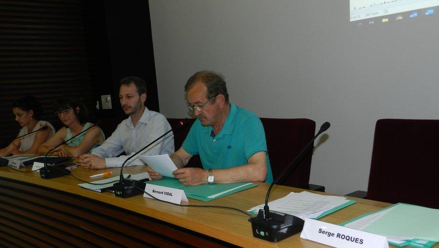 Président de la Semav, Serge Roques a quitté la salle dès le début de la séance pour ne pas être considéré comme juge et partie.